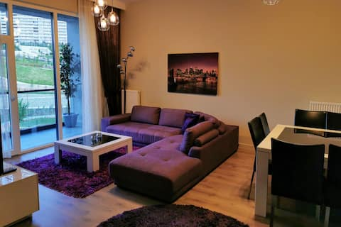 Luxurious Modern Apartment in Istanbul