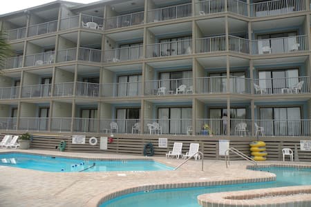 Bluewater Villa 4th Flr Ocean View a Family Resort - Myrtle Beach - Condominium