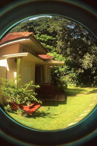Bungalow Double - Private Room 2 - Talalla South - Bed & Breakfast