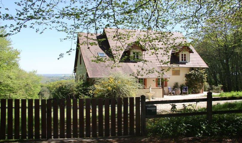Le Grenier de Neuvy (Sancerre) - Neuvy-Deux-Clochers - Almhütte
