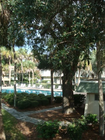 Sweet 2Bedr'm Villa, 1.5 bath, short walk to beach - Hilton Head Island