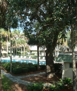 Sweet 2Bedr'm Villa, 1.5 bath, short walk to beach - Hilton Head Island - Villa