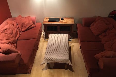 Two big and very comfortable sofas! - Wrocław-Psie Pole - Wohnung