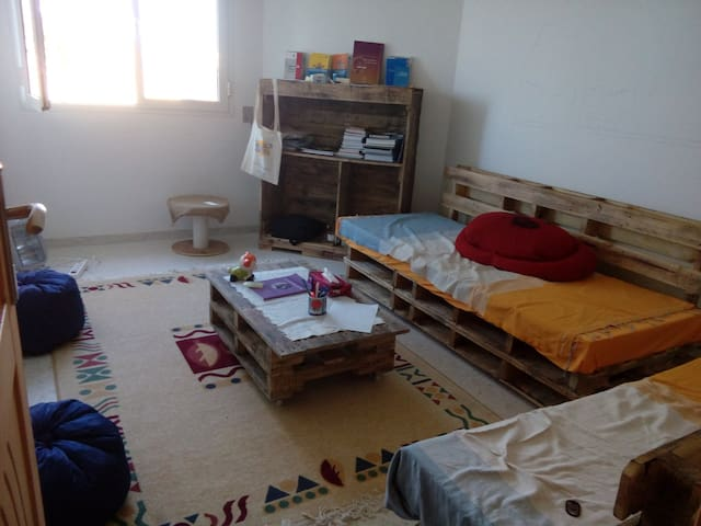cozy room - Sousse - Kondominium