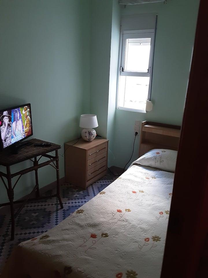 Alquiler de habitaciones  por vacaciones
