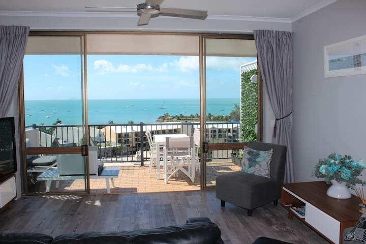 NEW WITH A VIEW***ONE BEDROOM**Book next door too