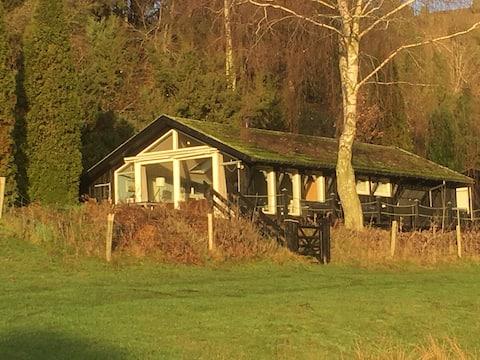 Dejligt sommerhus tæt ved Mariager Fjord