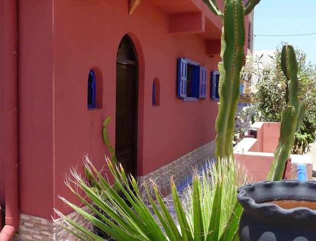 Sunny Seaside Apartment, Mirleft, SW Morocco - Mirleft - Apartment