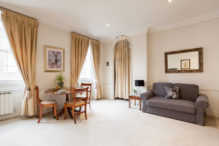 Great Flat, Mayfair Central London