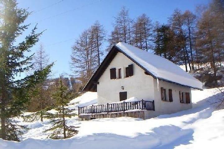 Chalet à 900 mètres des pistes - Roubion - Chalet