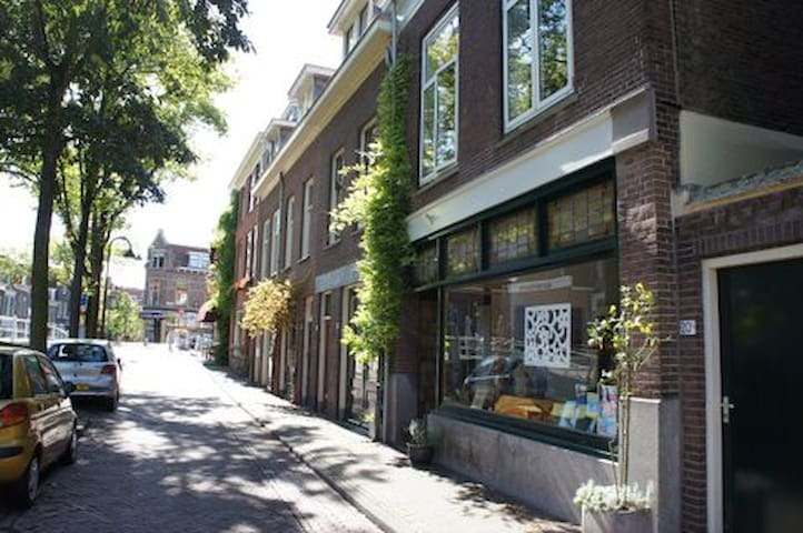 Apartment in the middle of the centre of Delft