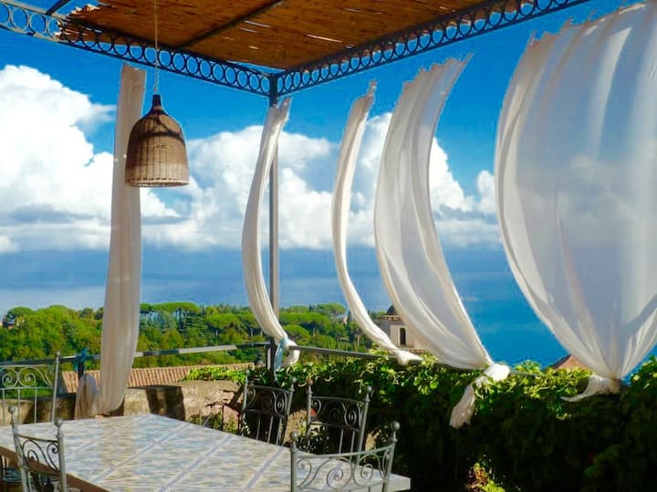 Fantastic Villa Amalfitana