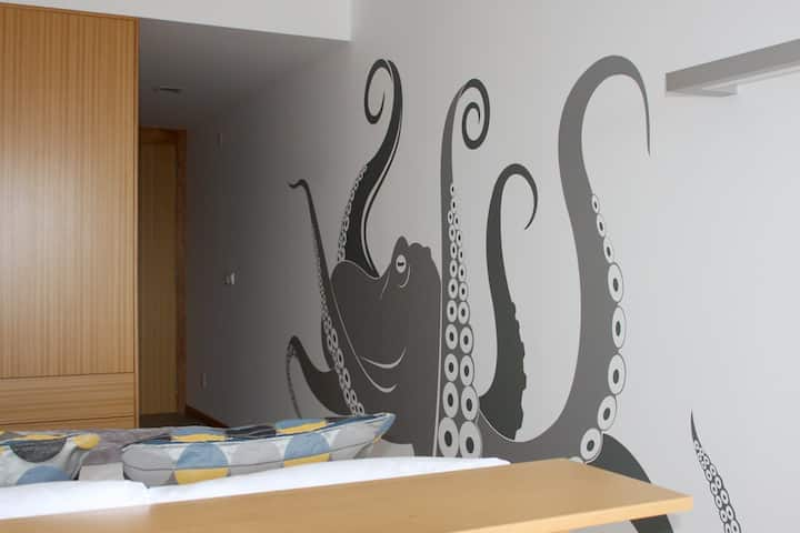Casa da Baía - Octopus | Azores