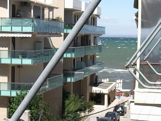 Apartment Central, 50 Meter vom Meer - Perea - Wohnung