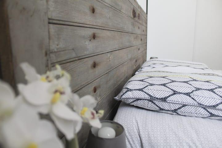 Charming apartment bord de loire