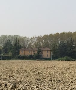 appartamento in cascina - Travacò Siccomario - Rumah