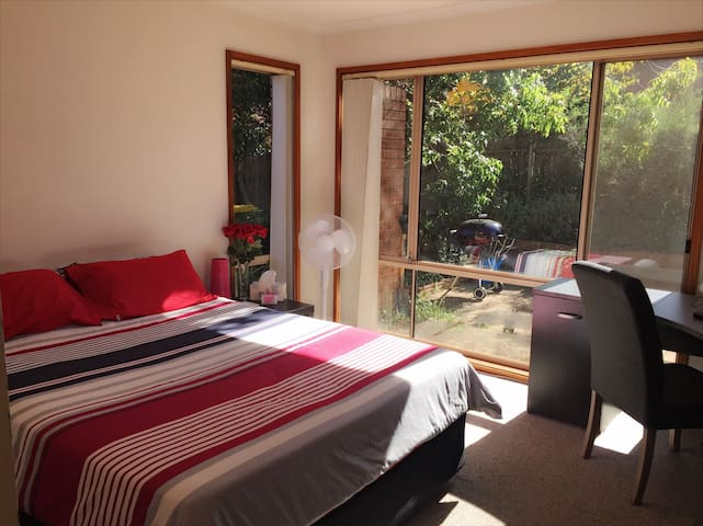 Bright and cozy room in Palmerston - Palmerston - Huis