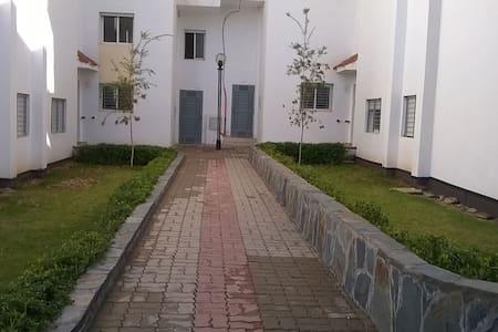 appartement près de la mer avec piscine residence - Bouznika - Apartemen