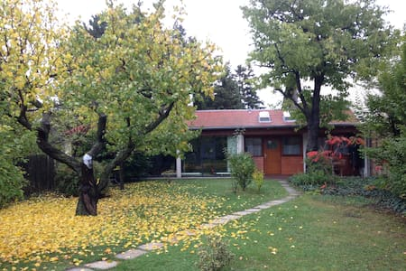 Bungalow & Garten 10km zur City - Bungaló