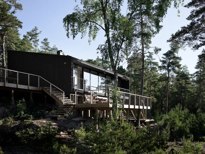 Architects getaway in Sthlm Archipelago