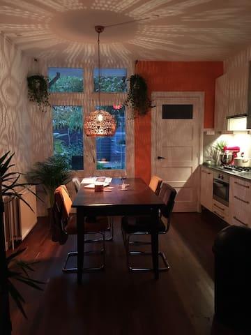 Fijne woning op rustige plek vlakbij binnenstad! - Groningen - House