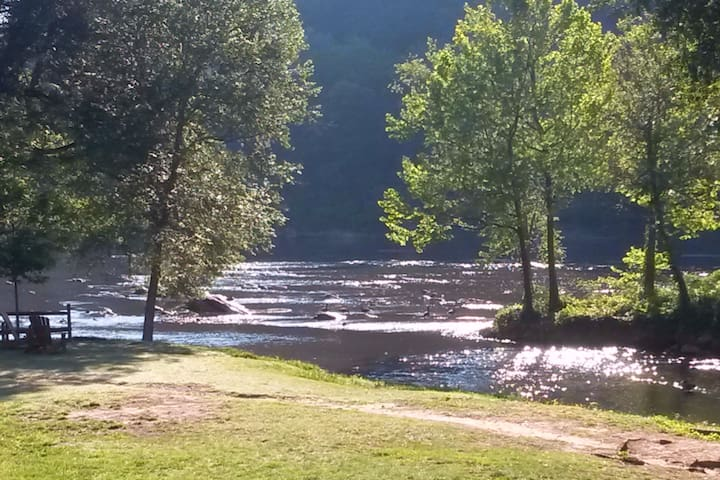 River Refuge: Chattahoochee, Braves, Cumberland!