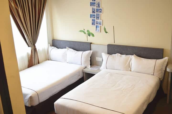 Angsoka Hotel Teluk Intan Deluxe Twin 105