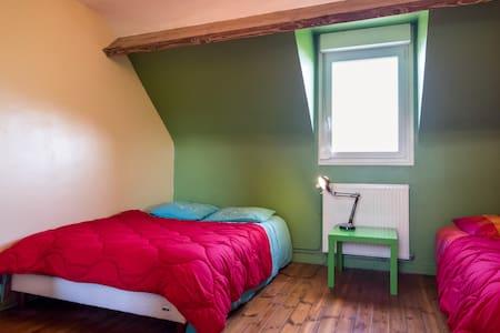 Duplex for 6 travellers - Ficheux - Wohnung