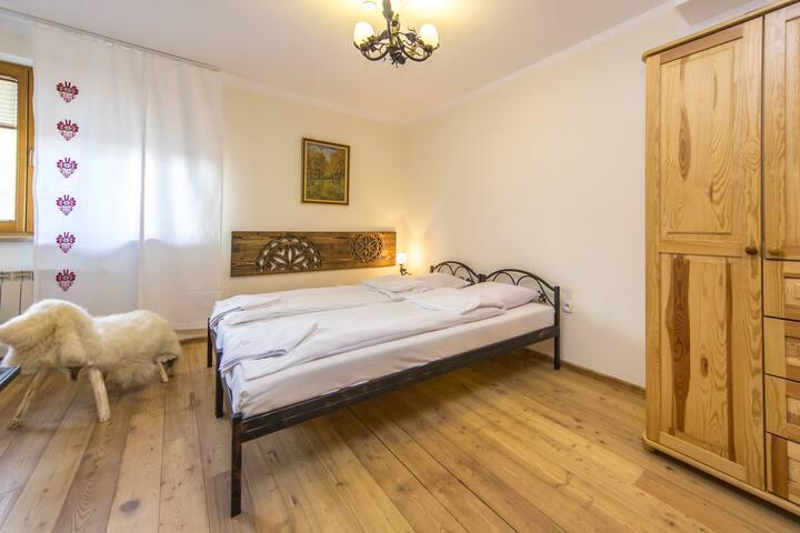 Trzyosobowy pokój w Białym Dunajcu | Moje Tatry - Biały Dunajec - Vila