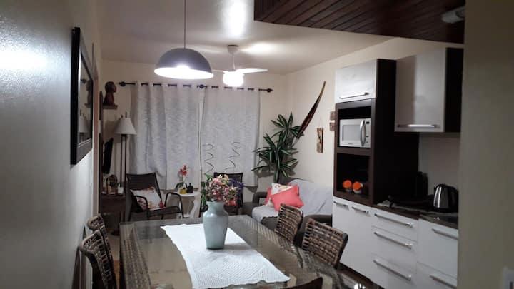 Apartamento na Prainha, 2 quadras do mar! Torres