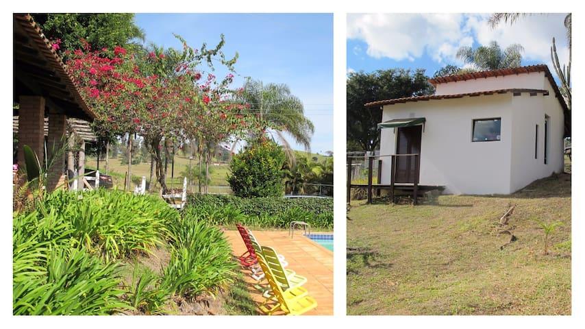 Arte de Minas - turismo rural - apartamentos 7 e 8
