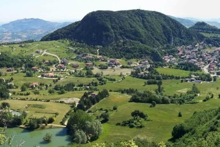 Villa Conca connubio tra natura,cultura e relax