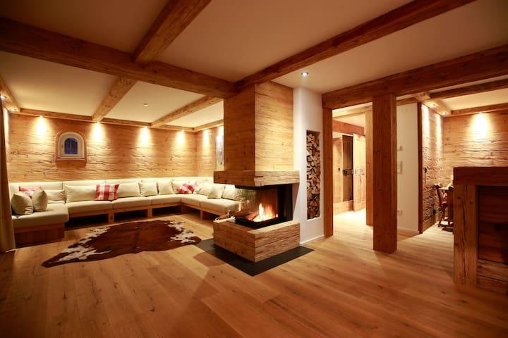 Urlaub im eigenen Haus - Oberstdorf - Huis