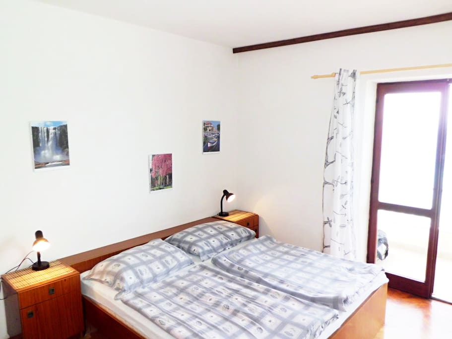Apartmant with three beds