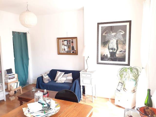 Joli appartement parisien !