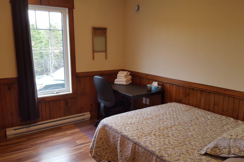 Chambre lit double, 1er étage