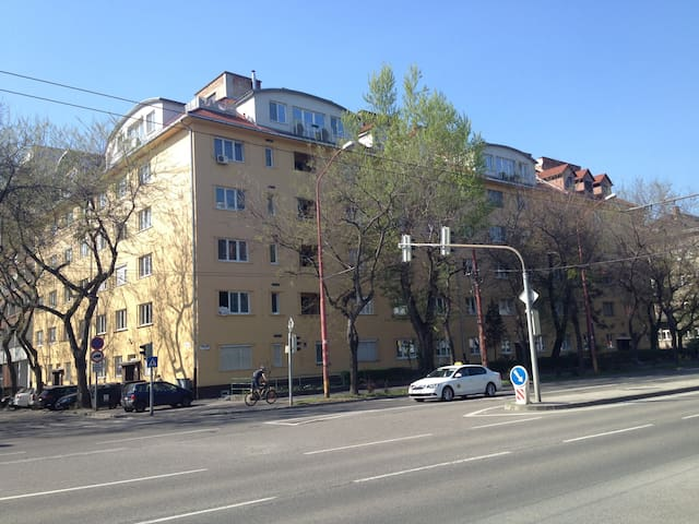 Grant Apartments Bratislava, Poľná street 23 (ll)