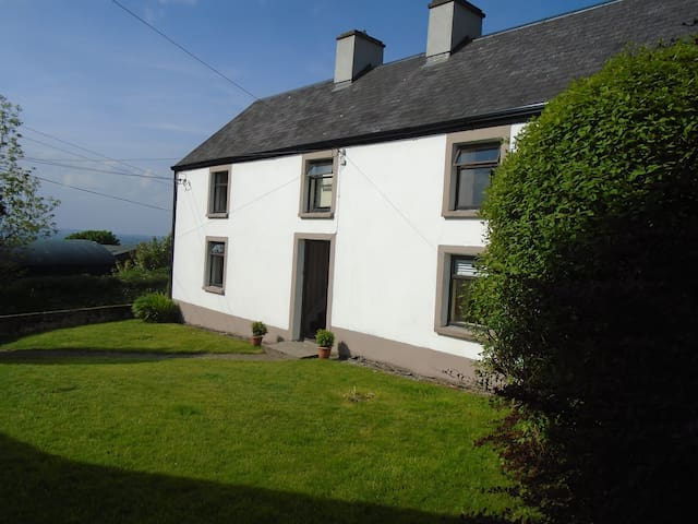 Mount Leinster Myshall, Carlow, Ireland - Carlow - House