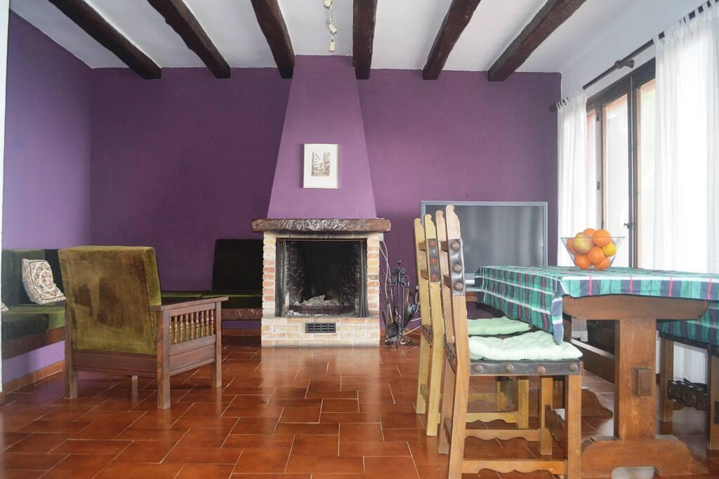 Living room 2nd floor