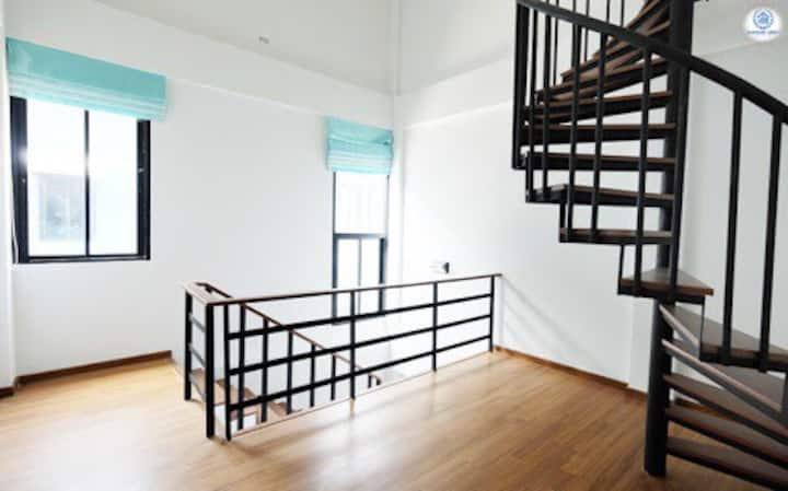 Duplex home near DMK&IMPACT Arena ExhibitionCentre