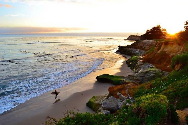 Ocean Dreams Hideaway ~ Pleasure Point