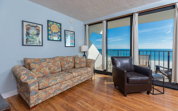 Gulf Front 1 Bedroom - Island Winds East 405
