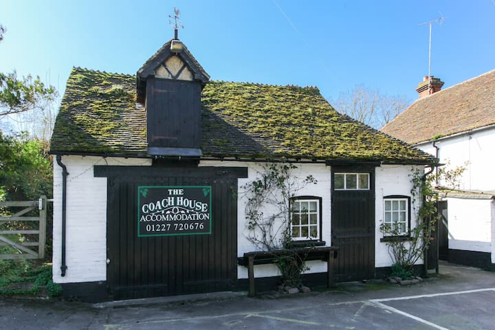 The Coach House, The Haywain, Bramling, Canterbury