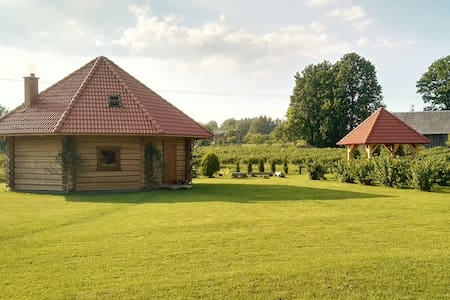 Cozy chalet in the heart of Vidzeme - Auciems