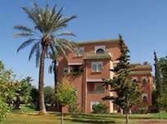 Location de duplex au palmeraie - Marrakesh - Dům