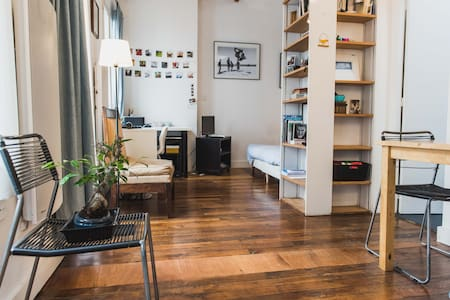 Charming studio Quartier Latin - Wohnung