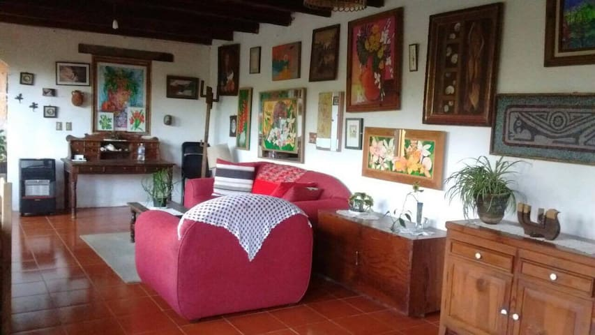 BEAUTIFUL HOUSE SURROUNDED BY NATURE - Coatepec - Gîte nature