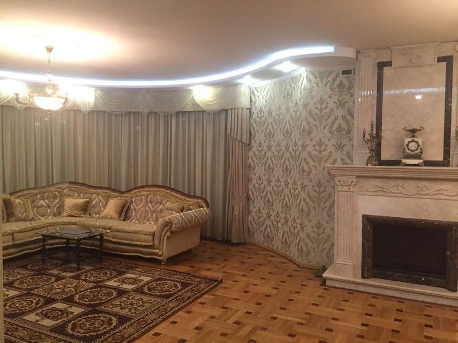 Guest room/комната для гостей
