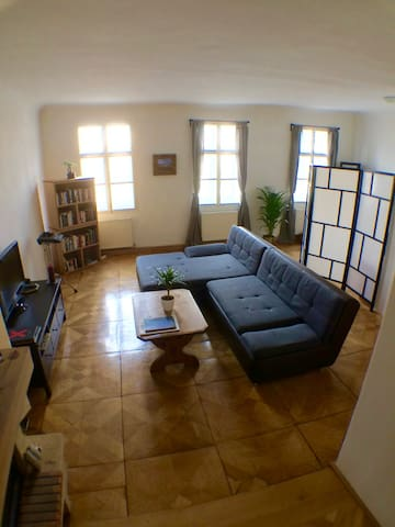 Cozy room in centrally located Salzburg apartment - Salzburg - Lejlighed