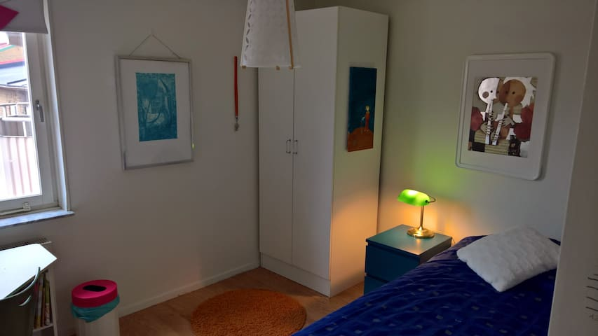 Single room inside the Malmö canals - Мальме